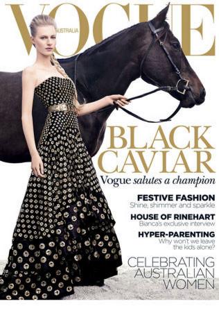 Vogue Australia - December 2012