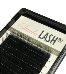 camellia eyelash lash extension tray